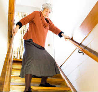 Are Falls in Elderly Inherent in Aging or You Can Improve Your Chances of Preventing Them?