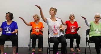Gentle Yoga for Seniors-Chair Yoga